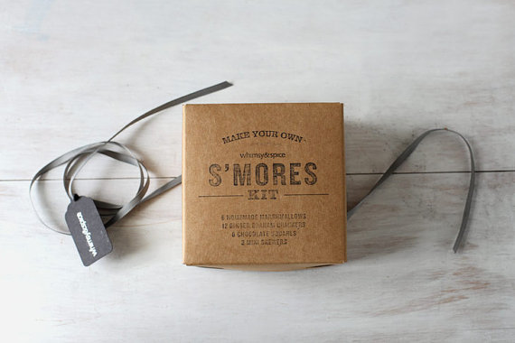 whimsy and spice Smores Kit ETSY